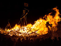 Up Helly Aa by David Potter